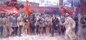 İnsanlığın Gördüğü En Büyük Devrimci Atılım: Ekim Devrimi !