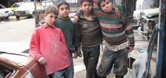 Türkiye Çocuk İşçiliğinde Afrikalaşıyor..
