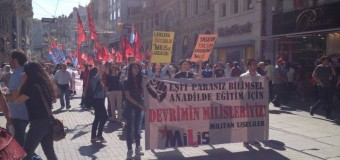 Gençliğin Komünist Örgütlenmesi Üzerine..
