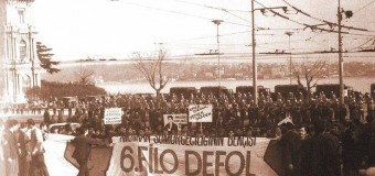 16 Şubat 1969..Yer Beyazıt..KANLI PAZAR