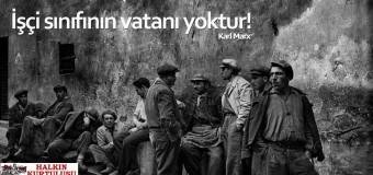 Direnişe, Özgürlüğe, 1 Mayıs'a!