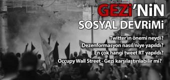 Gezi'nin Sosyal Devrimi