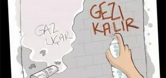 Gezi-Haziran İsyanı Güncesi (27 Mayıs-16 Haziran 2013)