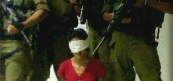 İsrail, Filistinli 196 Çocuğu Kaçırdı ve İşkence Yapıyor.