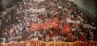 TDKP-Kürdistan Devrimci Komite Enformasyon Bülteni (13 ekim 1993)