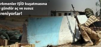 IŞİD kuşatması altındaki Türkmenler: Dünya bizi unuttu