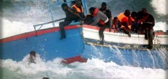 Libya'da Açıklarında Facia: 170 Afrikalı Göçmen Kayboldu