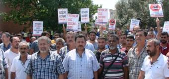 İzmir Kundura İşçileri Ayakta !..
