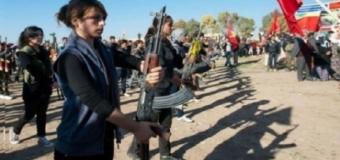 Rojava 'Devrimi'nin Cenaze Namazına Buyrun