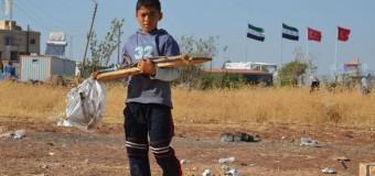 Suriyeli çocuk işçiler Guardian'da