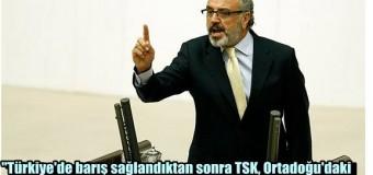 TSK,Ortadoğu'daki tehditlere karşı PKK ile ortak bir güç birliği kurabilir