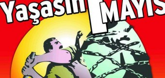 Haydi 1 Mayıs'ta Taksim'e