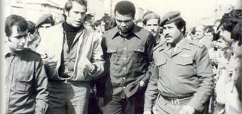 Muhammed Ali CLAY'ın Vietnam Savaşına gitmeyi reddettiği konuşması