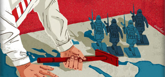 21. yüzyıl Dünya Savaşının Çakmaktaşı; Asya – Peter Symonds