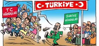 'Suriyeli sığınmacılar' ve AKP