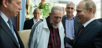Putin'den Fidel Castro'ya veda mektubu