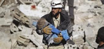 Suriye'de Batı'nın propaganda makinesi: Beyaz Miğferler böyle video üretiyor!