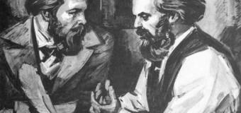 Karl Marx'tan ilk fragman!