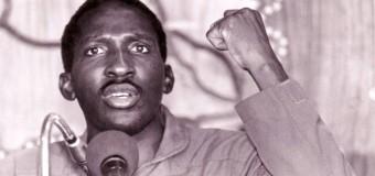 Afrika'nın 'başı dik' lideri: Thomas Sankara