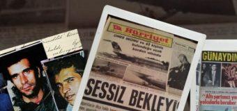 Denizler İdam Edilmesin Diye Uçak Kaçırdılar